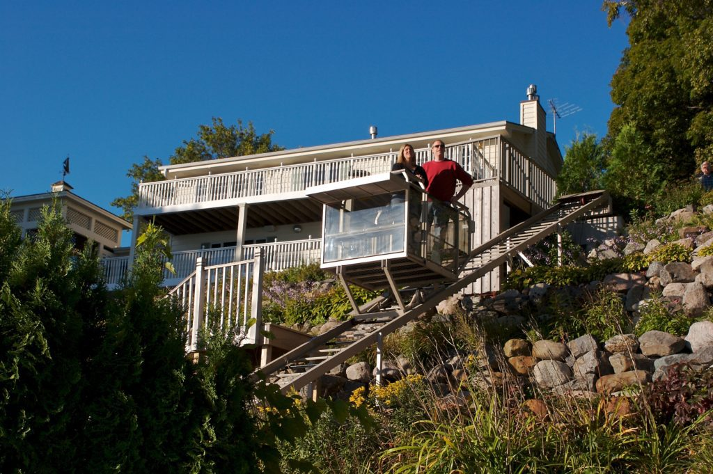 Outdoor Residential Elevators Compliance