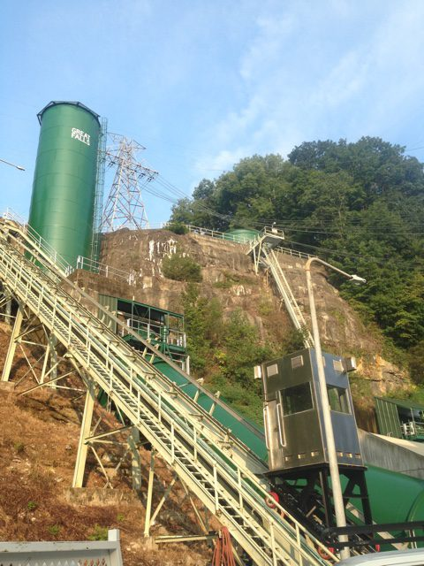Hill Hiker hydro facility industrial application